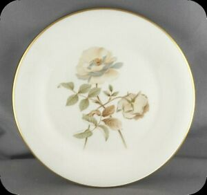 Royal-Doulton-Yorkshire-Rose-Bread-and-Butter-Plate-H5050