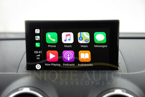 Details about Wireless Apple CarPlay Navigation Camera Interface Audi Q7  2016 - 2017 GPS MMI