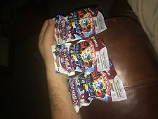 LOT 3 Packs of Marvel Ultimate Spider-Man Fighter Pods Series 1