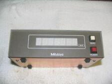 Mitutoyo Digital Display 572 001 Metric