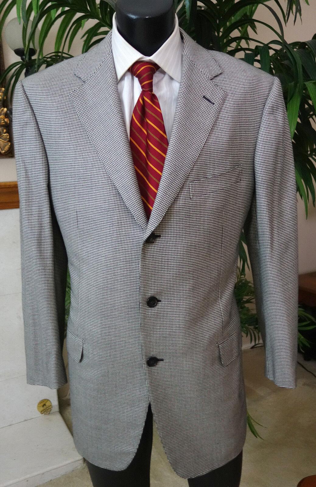 Zegna Sport coat 15 Mil Dual Vents 44L Exquisite