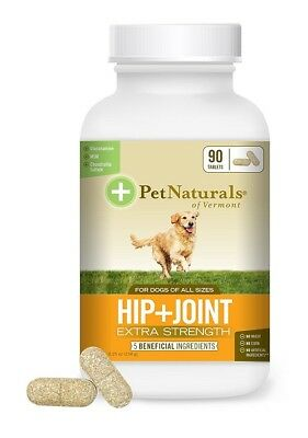 Hip & Joint Tablets, Maximum Support  In Advanced Stages 90 Chewable tabl