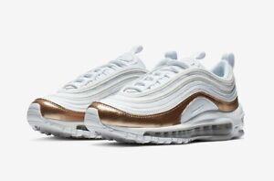 Shoes Women, Kids Nike Air Max 97 EP GS BV0049 100 (White
