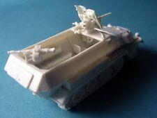 Milicast BG011 1/76 Resin WWII German Sd.Kfz.251/10  Ausf.C w/ 37mm  Pak 36 Gun