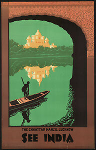 031-Vintage-Travel-Poster-Art-India-FREE-POSTERS