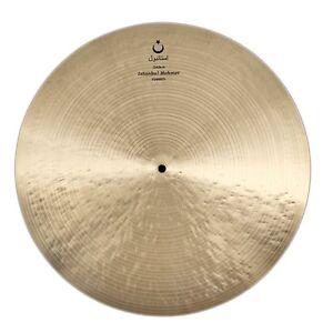 istanbul mehmet cymbals nostalgia flat ride 22 n rf22 jazz line paper thin ebay. Black Bedroom Furniture Sets. Home Design Ideas