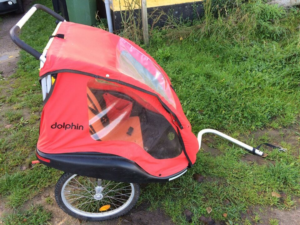 Cykeltrailer, Winther dolphin