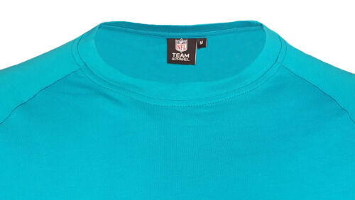 NFL Miami Dolphins T Shirt Mens S M L XL 2XL Jersey Official Team Apparel