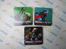 Masked Rider The First Beermat Drink Beverage Coaster Set of 3 Asia Video Rare