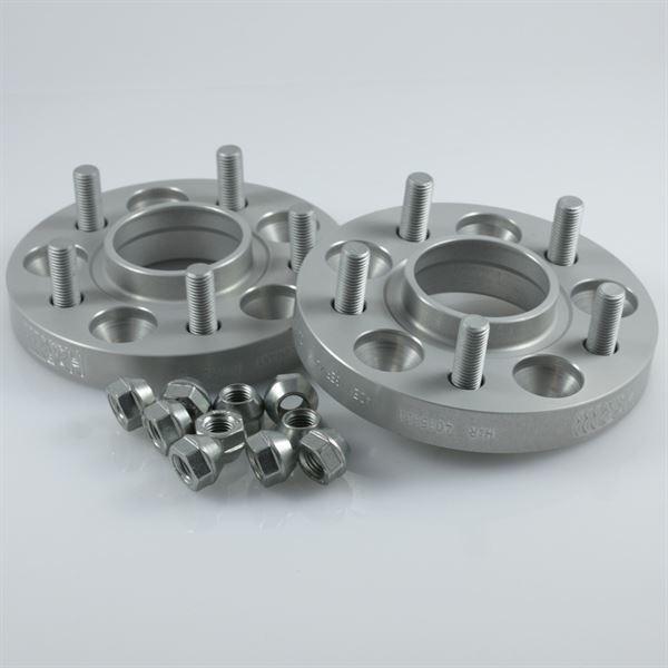 H&R Spurverbreiterung auch für Kia Sorento JC, 70mm/Achse