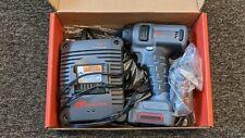 Ingersoll Rand D1410 K2 Cordless Screwdriver Tool Kit 14 Hex Drive