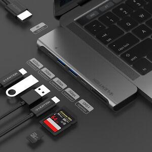 LENTION-Thunderbolt-3-USB-C-HUB-Adapter-zu-HDMI-PD-Ladegeraet-fuer-MacBook-Pro-16