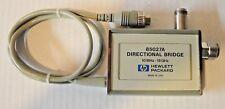 Agilent Hp 85027a Directional Bridge 10 Mhz To 18 Ghz