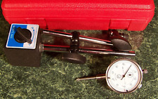 Dial Indicator Set With Onoff Magnetic Base
