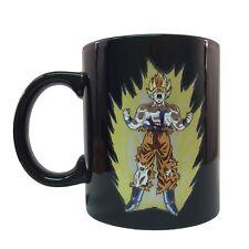 Dragon Ball Z Goku Super Saiyan Goku Heat Reactive Mug Dbz Coffee Mug