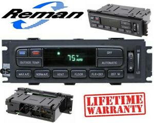 Details about 1998-2011 Grand Marquis Climate AC Heater Control Module Temp  EATC Digital Auto