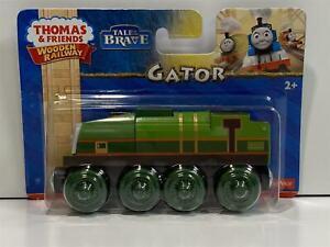Thomas and Friends Wooden Railway Gator Mattel BDG06 New