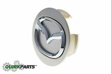 Mazda 3 5 6 Miata RX8 CX7 CX9 Silver Wheel Hub Center Cap Cover OEM BBM237190