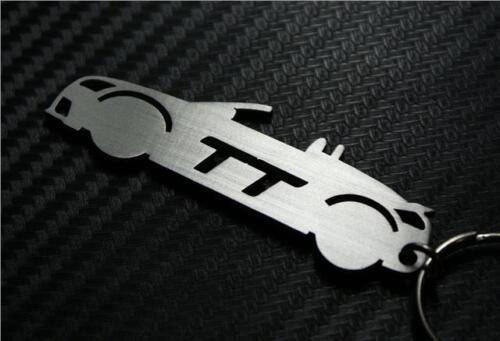 Audi TT ROADSTER Keyring TT CAR O