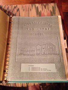University High 1930–1967 School,Oxford Mississippi Alumni List
