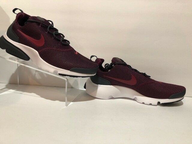 Nike Air Presto Fly SE Bordeaux Anthracite White Noble Red   908020-601