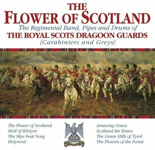 1 of 1 - The Flower Of Scotland -  CD R1VG The Cheap Fast Free Post
