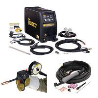 Tweco Fabricator 211i Package W/spoolgun & Tig Torch W1004201/w4014603/sg160ta