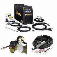 Tweco Fabricator 211i Package W/spoolgun & Tig Torch W1004201/w4014603/sg160ta on sale