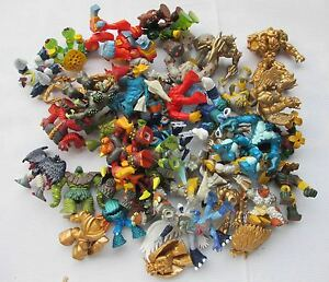 T556-LOT-OF-10-Random-Gormiti-Giochi-Preziosi-Toy-PVC-Figures-LOOSE