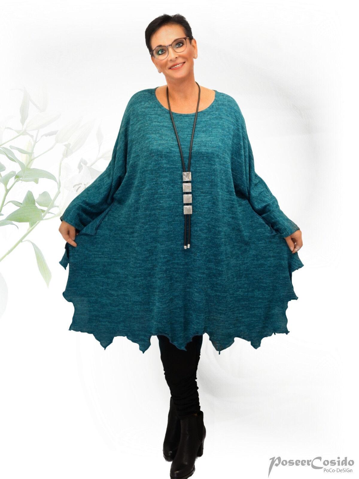 POCO Design ° superposé branches Dragon tunique long-shirt Pull XL-XXL-XXXL