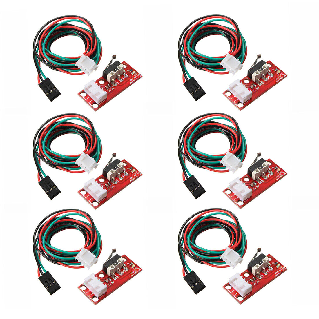 29FB Opto Optical End Stop Limit Switch For CNC RAMPS-1.4 3D Printer Components