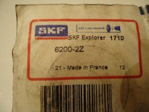 1 Pièces Skf à Billes 6200-2z 10 X 30 X 9 Mm Roulement à Billes 6200 Zz Neuf-er 6200-2z 10 X 30 X 9 Mm Kugellager 6200 Zz Neu Fr-fr Afficher Le Titre D'origine