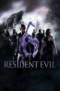 Resident-Evil-VI-6-Europe-Region-PC-KEY-Steam