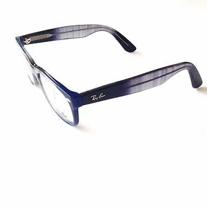 Ray-Ban-Eyeglasses-RB-5184-Gradient-Gray-Blue-5516-Size-52mm-Optical-Frame