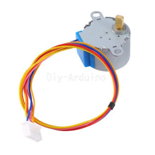 ULN2003 Stepper Motor Driver Module for Arduino+DC 12V Stepper Motor 28BYJ-48 NE