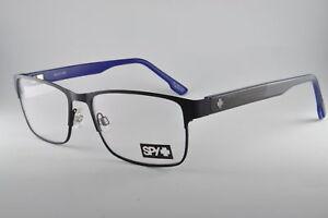 fc18b147986 Image is loading Spy-Eyeglasses-Warren-Matte-Dark-Navy-Blue-Size-