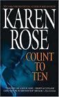 Count to Ten by Karen Rose (Paperback / softback)