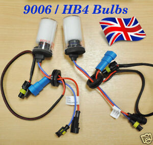 Image Is Loading 6000K HB4 9006 Xenon HID Bulb Lamp Replacement