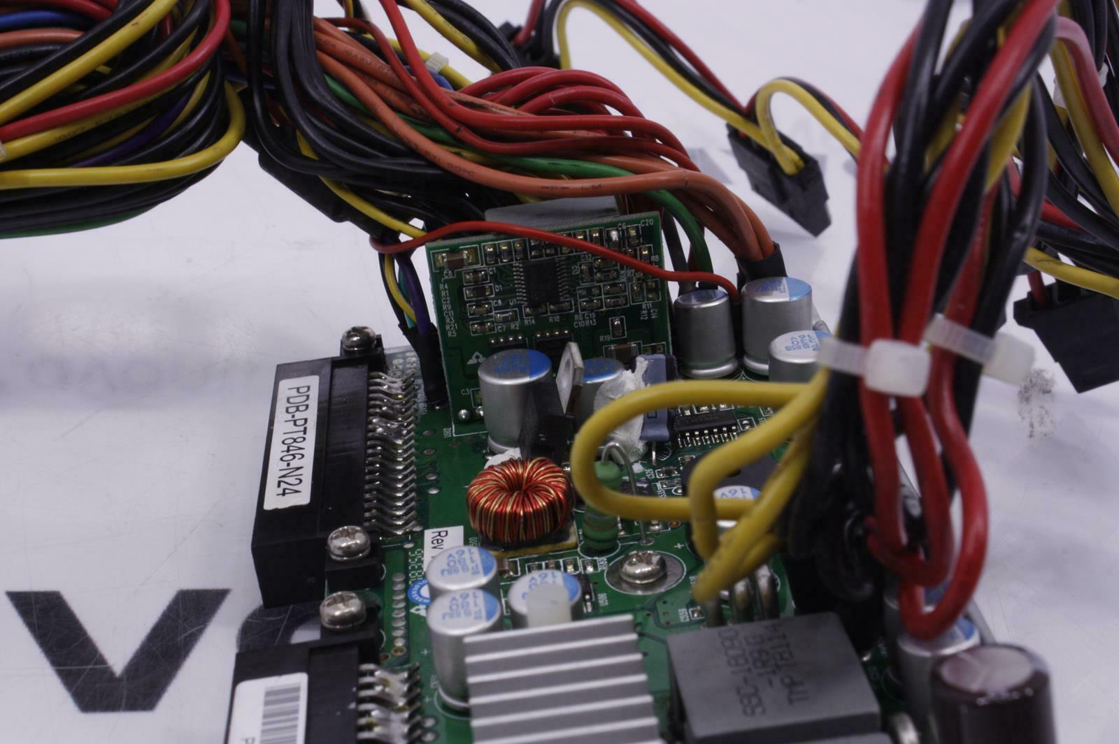 PDB-PT827-S2488 SuperMicro 24-pin Power Distributor for Case SC827