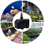 thumbnail 3 - Ultra Quiet Adjustable Outdoor Fountain Pump With 5ft Power Cord For Aquarium