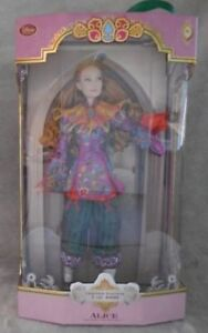 Disney-Alice-In-Wonderland-Through-The-Looking-Glass-Doll-17-034-LE-COA