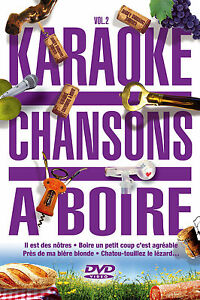 DVD-KARAOKE-Chansons-A-Boire