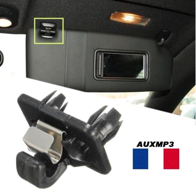 Supports de Pare-Soleil Pare-Soleil Support Clips pour Audi A2 A3 A4 A5 A8