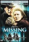 The Missing (DVD, 2004, 2-Disc Set, Widescreen)