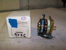 New Electroswitch Rotary Switch 10 Amp 125 Vac 5 Amp 250 Vac 3105c Series 31