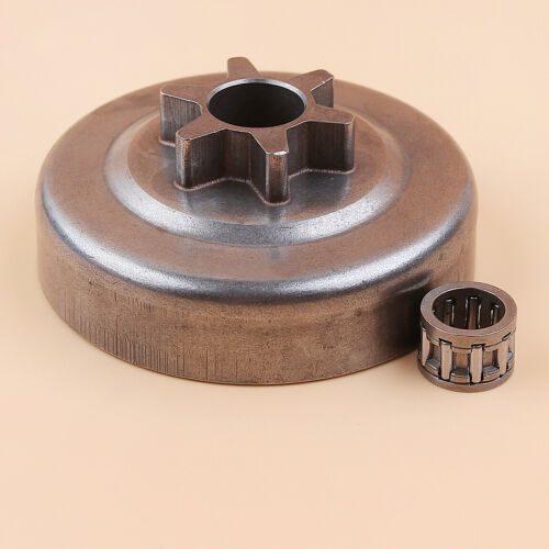 """3//8/"""" Chain Sprocket Spur Kit Fit MCCULLOCH MAC CAT 335 338 435 440 442 Chainsaws"""