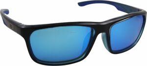 d24a53921a6ab New Sea Striker Keeper Sunglasses Black Blue Mirror Polarized Lenses ...