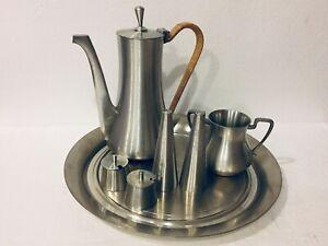 Mcm Selangor Pewter Tea Coffee Pot