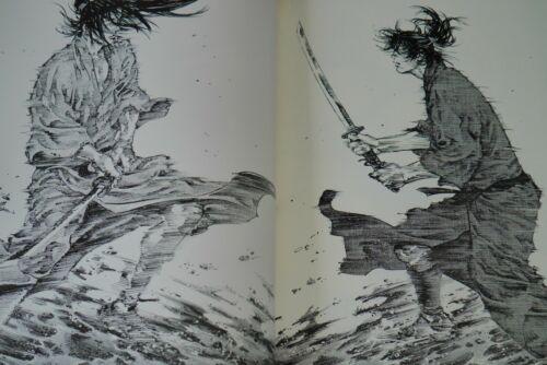 "Vagabond Art Book ""Sumi"" Slam Dunk Artist JAPAN Takehiko Inoue"