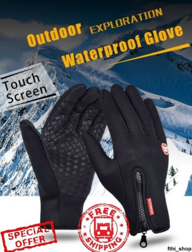 Unisex Premium Thermal Windproof Gloves Thermala™